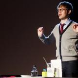 Tyler DeWitt at TEDxBeaconStreet.