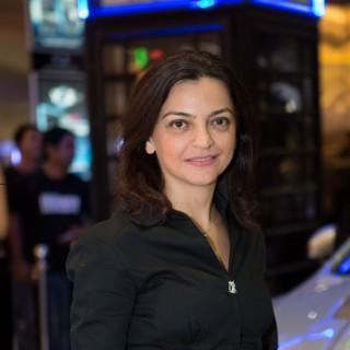 Gita Ghaemmaghami, Sony Mobile
